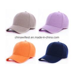 Comercio al por mayor de 6 paneles personalizados de alta calidad, tapas de promoción de la gorra de béisbol, Hat Cap con Logo, el cucharón Hat