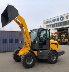 CE 맘머트 CS915 1500kg 미니/소형 프론트 및 휠 로더 농장/농업/조경