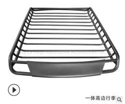 Установите утюг на крыше багажник автомобиля черного цвета для кроссовера общие модели Авто принадлежности