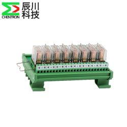 Omron 24V Intermediate Relay Module PLC Amplifier Board