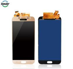 accessoires pour téléphones cellulaires pour Samsung J730 PRO Téléphone mobile de qualité d'origine OLED LCD pour Samsung J730 PRO Verre OLED tactile du téléphone cellulaire