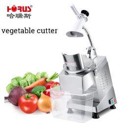Automatischer kommerzieller elektrischer Küche-Frucht-Wurzelgemüse-Schneidmaschine Dicer Maschinen-Kartoffel-Karotte-Gemüsewürfel-würfelnde Ausschnitt-Maschinen
