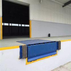 Sistema de muelle de carga hidráulica telescópica para almacén de la bahía de carga