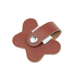Cuir personnalisé stylo USB Flash Memory Stick en cuir de disque pilote de lecteur Flash USB 2.0 pouce Memory Stick™