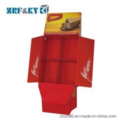 주름을 잡는 관례에 의하여 인쇄되는 색깔 또는 마분지 또는 아트지 싱크대 지면 음식 진열대 또는 선반 또는 상자 또는 대