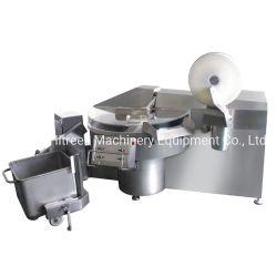 La viande ou de légumes bol mélangeur de hacheur de paille de coupe de la machine de coupe