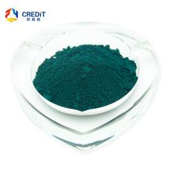 고품질 99% 순도 유기 안료 CAS 1328-53-6 프탈로시닌 그린 7