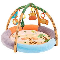 Baby pluche verdikte kruipende Blanket Baby Playmat Fitness Rack vroeg Onderwijs Speelgoedspel Mat