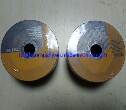 Outils Pièces électriques de puissance ultra mince Disque à couper les roues de coupe abrasive, 4-1/2 pouces, métallique en acier inoxydable pour meuleuse d'angle