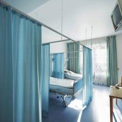 Le fabricant ou de 100 % polyester 100% coton Hospital Medical Rideau