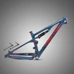 Blocco per grafici completo olografico della bici del carbonio MTB della sospensione con scossa della parte posteriore di Rockshox-Mnr