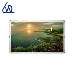 55 بوصة، درجة سطوع عالية 2500-5000 شمعة في الوضوح، دقة 4K وشاشة LCD HDMI شاشة لشاشة العرض الخارجية