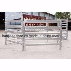 Comitato ovale del bestiame dell'iarda del bestiame dell'iarda delle pecore del comitato delle pecore del bestiame della guida della Cina