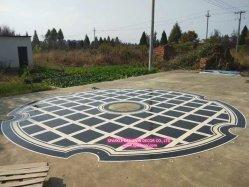 Mosaico de mármol de arte moderno del medallón de mosaicos para piscina/Jacuzzi decoración piso