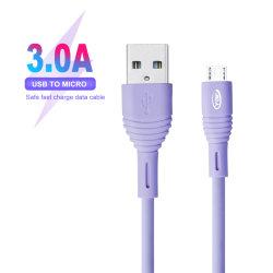 Micro- die USB Kabel voor de Persoonlijke Zorg van de Huid wordt gebruikt