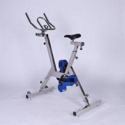 En vertu de l'eau en acier inoxydable 304 Piscine vélo aquatique