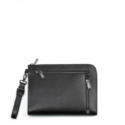 高品質の人贅沢なビジネス方法革エンベロプのクラッチ・バッグ