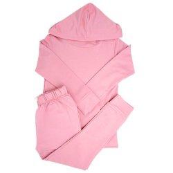 النساء هودي جوجر مجموعة Trackpatjy السراويل Loungwear الملابس مصنع ملابس رياضية