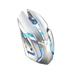Miglior sale 6D Optical Entry Version mouse da gioco Rainbow Flowing Mouse retroilluminato con finestra colore Box per computer gioco