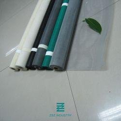 Fenêtre de bande de maillage bidirectionnel de grain en fibre de verre de dépistage de filets à mailles Rouleau recouvert de PVC Clôture