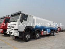 De Brandstof 40000L 35000L van Sinotruk HOWO 8X4 371HP/De Vrachtwagen van de Olietanker