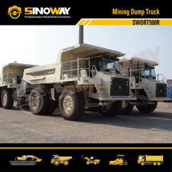 SaleのためのRoad Mining Dump Truck 45ton Tipper Dumper Truckを離れたSinoway Rigid