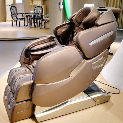 La Plus Défunte Chaise de Massage de Pesanteur Nulle de Capsule D'espace (RT-8600)