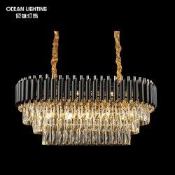 Moderne binnenverlichting Home Decoratie Plafondlamp Luxe hanglamp Kristallen kroonluchter