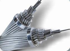 BS215، نظام أساسي، نظام رفع، 350 مم2، ألومنيوم، وحز صلب، Bare كهربائي موصل ACSR للكبل