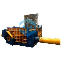 Y81F-2500 Mise au rebut en acier inoxydable aluminium hydraulique Compacteur de la ramasseuse-presse