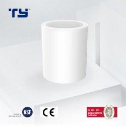 Acoplamento da norma ASTM D2466 CPVC plástico (PVC // PPR) da Conexão do Tubo de Abastecimento de Água