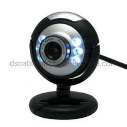 Portátil USB Webcam Cámara Web Cam Video Webcamera Digital para ordenadores periféricos de PC