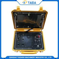 Plongeur commercial sous-marins de communication radio vidéo CCTV Communicator système matériel de plongée de plongée