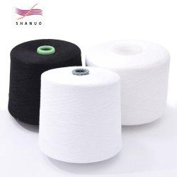 """À HAUTE TÉNACITÉ Ne 40S/2 """"Z"""" Twist 100 % polyester filé anneau pour fils à coudre avec Oeko-Tex"""