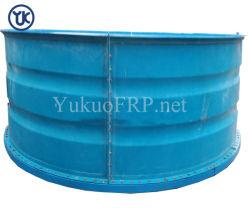 De Tank van de Vissen van de Tank FRP van het Kweken van vis van het fiberglas Voor Viskwekerij