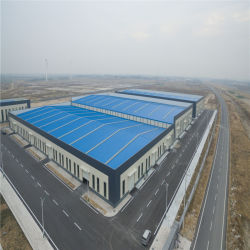 Matériaux de construction h Atelier de faisceau/entrepôt utilisé Structure en acier