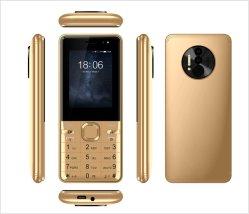 محمول مجاني 2.4 بوصة غير مقفل GSM Quad Band Tecno Mobile الهاتف