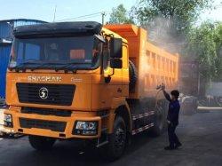 Shacman 25 toneladas de tierra y piedra de arena/Camión Volquete Minerales