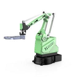 La cueillette de l'emballage de remettre l'assemblage de chargement et déchargement robot industriel