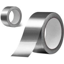 Nastro elettrico del di alluminio del Mylar di conduzione del singolo condizionatore d'aria laterale termoresistente per il nastro del frigorifero