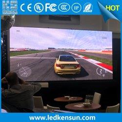 TV LED électronique P3 Indoor pleine couleur écran LED de paroi arrière-plan vidéo