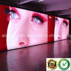 중국제 단계 배경을%s 최신 판매 옥외 P3.91 LED 임대 표시판