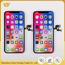 Benutzerspezifischer Touchscreen-LCD-Bildschirm für Mobiltelefon-Zubehör für Iphonex X