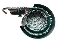 Vibrador cuenco chino utilizado para anillos metálicos con certificación CE
