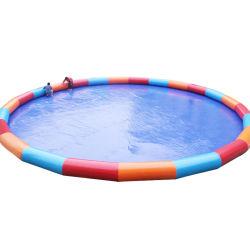 Zwembad van het Water van pvc het Opblaasbare Ronde voor Jonge geitjes en Volwassenen