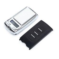 Mini coche digital de bolsillo de la llave de escala de joyas de diamantes