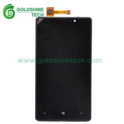Оптовая торговля деталей для замены ЖК-дисплей для Nokia Лумия 820 передняя панель с ЖК-дисплеем