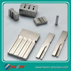 Perfil de óptica de carboneto de polimento de peças para o Molde