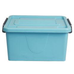 15L de stockage de haute qualité contenant de plastique avec couvercle