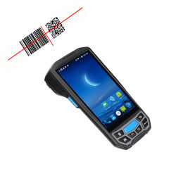 WiFi 모바일 Android 바코드 스캐너 터미널 포켓 PDA(13.56MHz RFID 리더